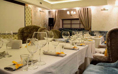 Банкетный зал ресторана Балканский дворик на Рождественской улице фото 2