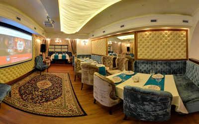 Банкетный зал ресторана Балканский дворик на Рождественской улице фото 3
