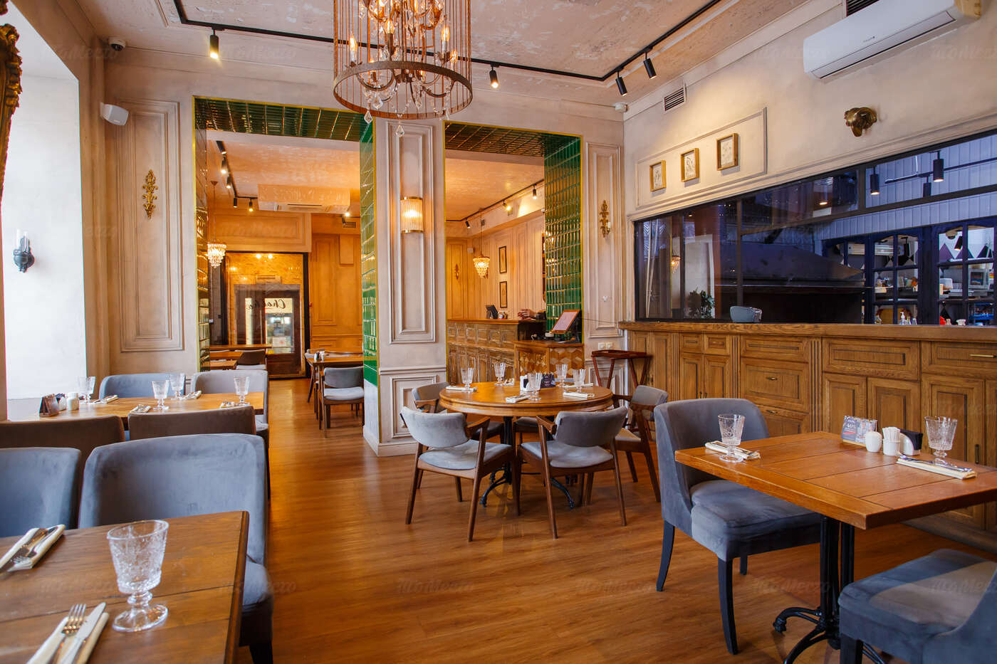 Ресторан Чача на набережной канала Грибоедова фото 12