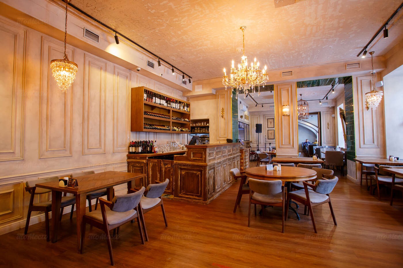 Ресторан Чача на набережной канала Грибоедова фото 16