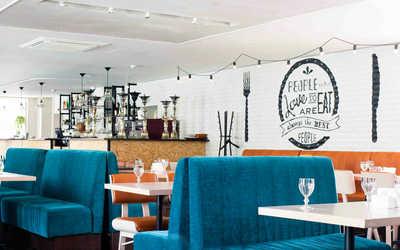 Банкетный зал кафе, ресторана Holly Food By Bryan (Холи Фуд бай Брайн) в Климентовском переулке