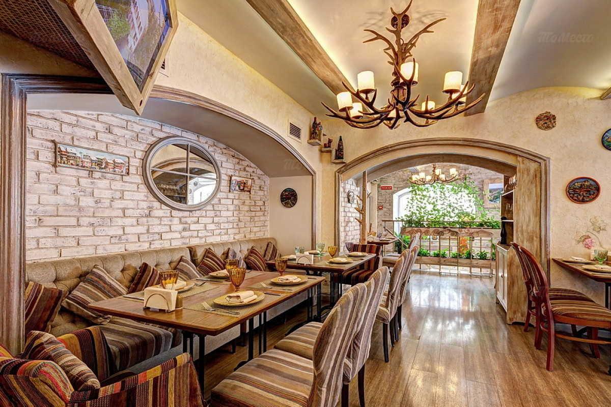 Кафе Натахтари в Большом Черкасском переулке фото 10