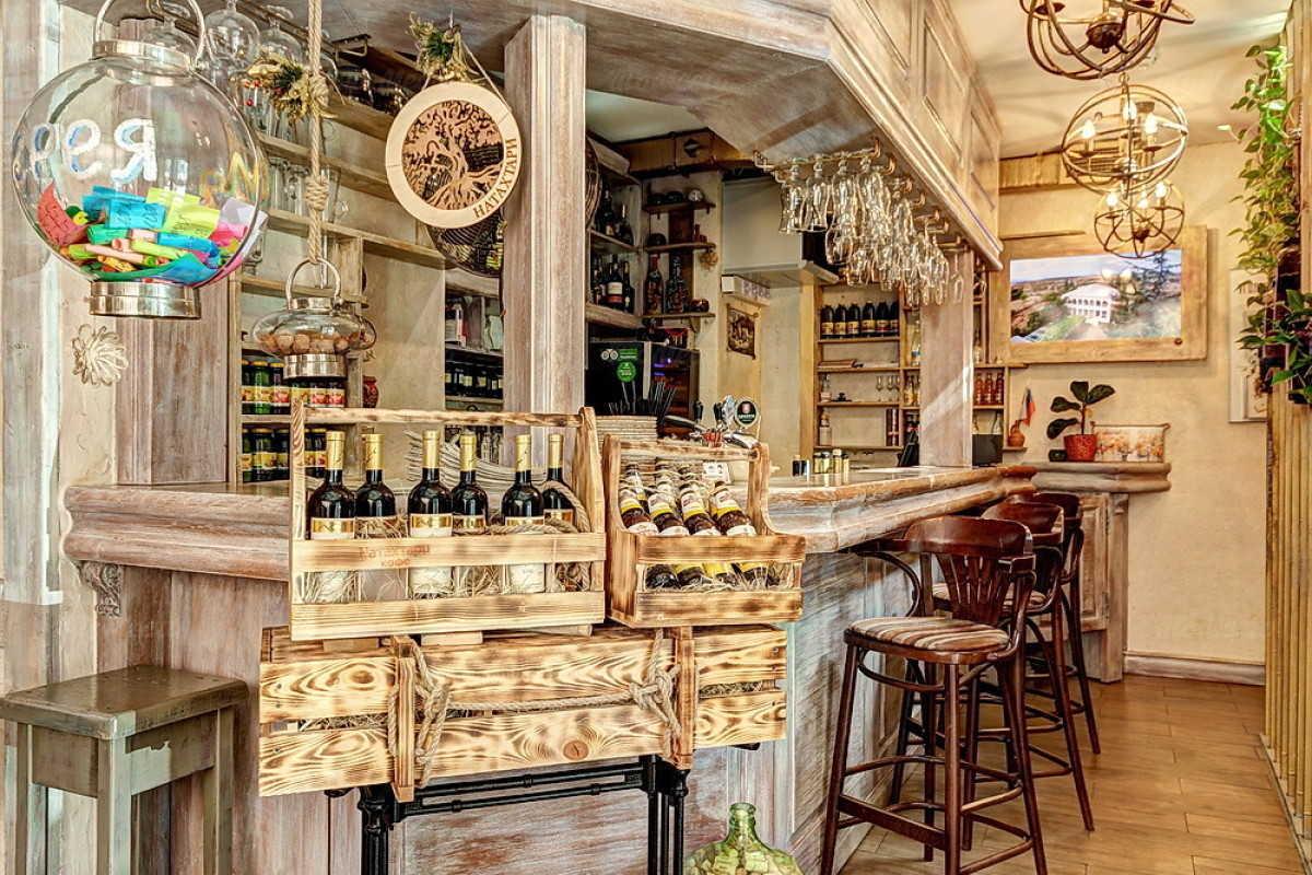 Кафе Натахтари в Большом Черкасском переулке фото 24