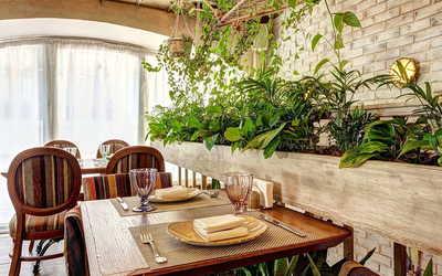 Банкетный зал кафе Натахтари в Большом Черкасском переулке фото 2