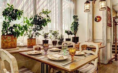 Банкетный зал кафе Натахтари в Большом Черкасском переулке фото 1