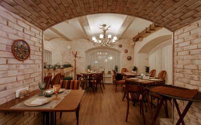 Банкетный зал кафе Натахтари в Большом Черкасском переулке фото 3