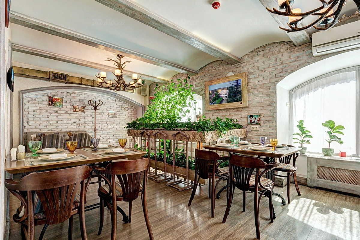 Кафе Натахтари в Большом Черкасском переулке фото 6