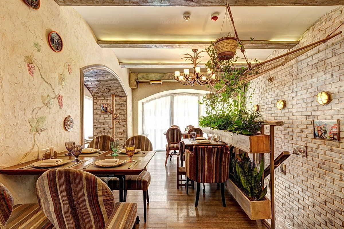 Кафе Натахтари в Большом Черкасском переулке фото 16