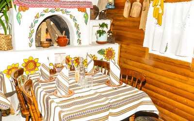 Банкетный зал ресторана Корчма Тарас Бульба на Велозаводской улице фото 2