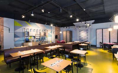 Банкетный зал ресторана Do eat на Малом проспекте П.С. фото 1
