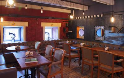 Банкетный зал кафе Буфет Паштет в Лялином переулке фото 1