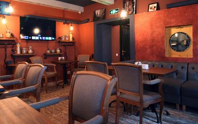 Банкетный зал кафе Буфет Паштет в Лялином переулке фото 2