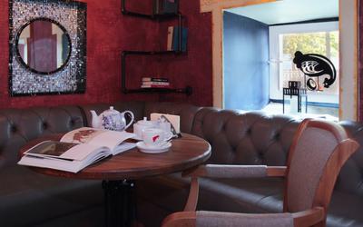 Банкетный зал кафе Буфет Паштет в Лялином переулке фото 3