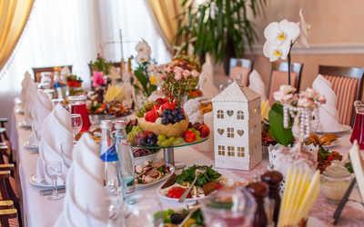 Банкетный зал ресторана Москва на улице Максима Горького фото 2