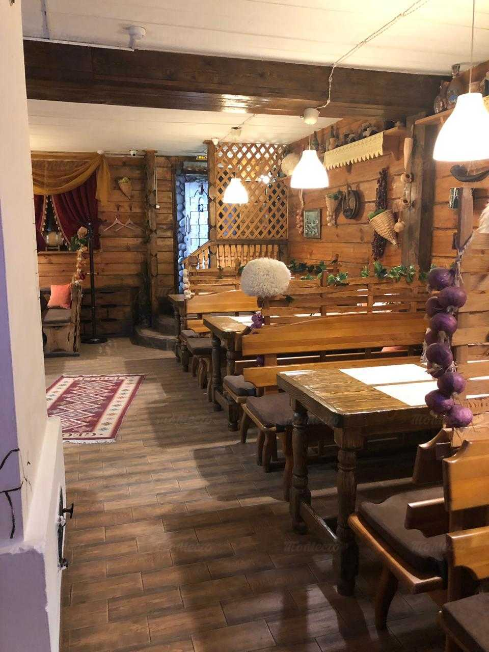 Кафе Каменка на Волжской улице фото 8