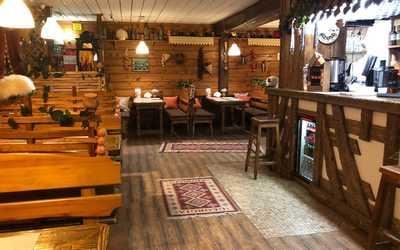 Банкетный зал кафе Каменка на Волжской улице фото 1