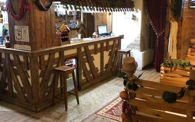 Банкетный зал кафе Каменка на Волжской улице фото 3