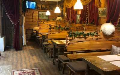 Банкетный зал кафе Каменка на Волжской улице фото 2