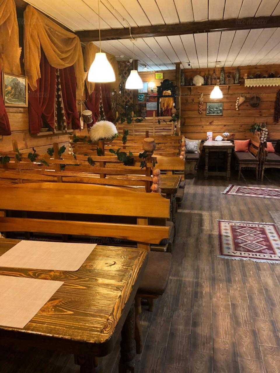 Кафе Каменка на Волжской улице фото 7