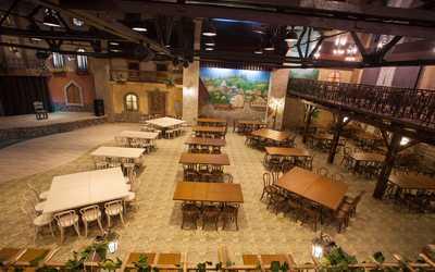 Банкетный зал кафе Ореро (Orero) на Вольском тракте фото 1