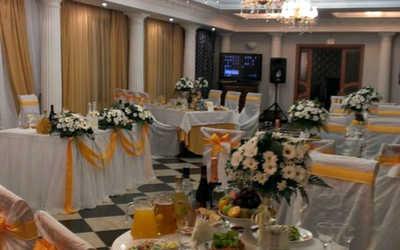 Банкетный зал ресторана Ренессанс на улице Чернышевского фото 2