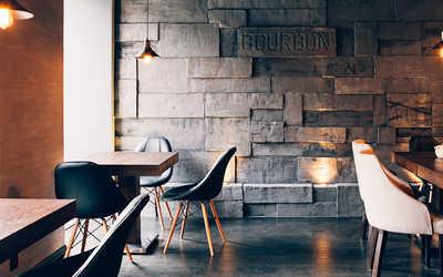 Банкетный зал бара Бурбон (Bourbon) на улице Жуковского фото 1