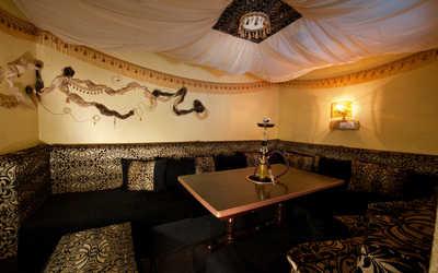 Банкетный зал кафе Х. Оттабыч на улице Николая Ершова фото 1