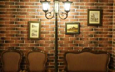 Банкетный зал пивного ресторана Калинкинъ (Волга) на проспекте Кирова фото 3