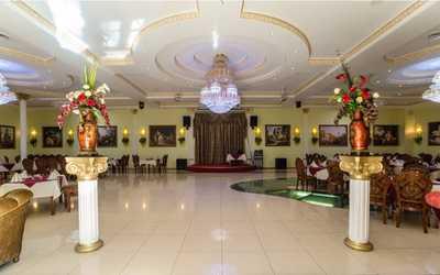Банкетный зал ресторана Империя на улице Борковской фото 3