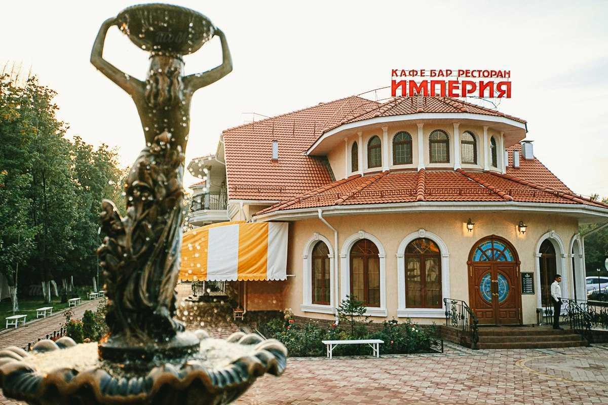 Ресторан Империя на улице Борковской фото 9