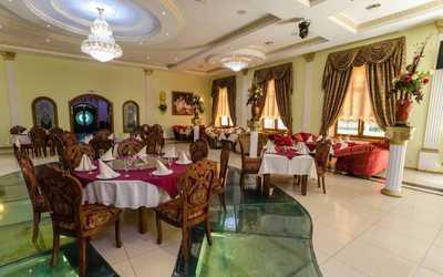 Банкетный зал ресторана Империя на улице Борковской фото 2