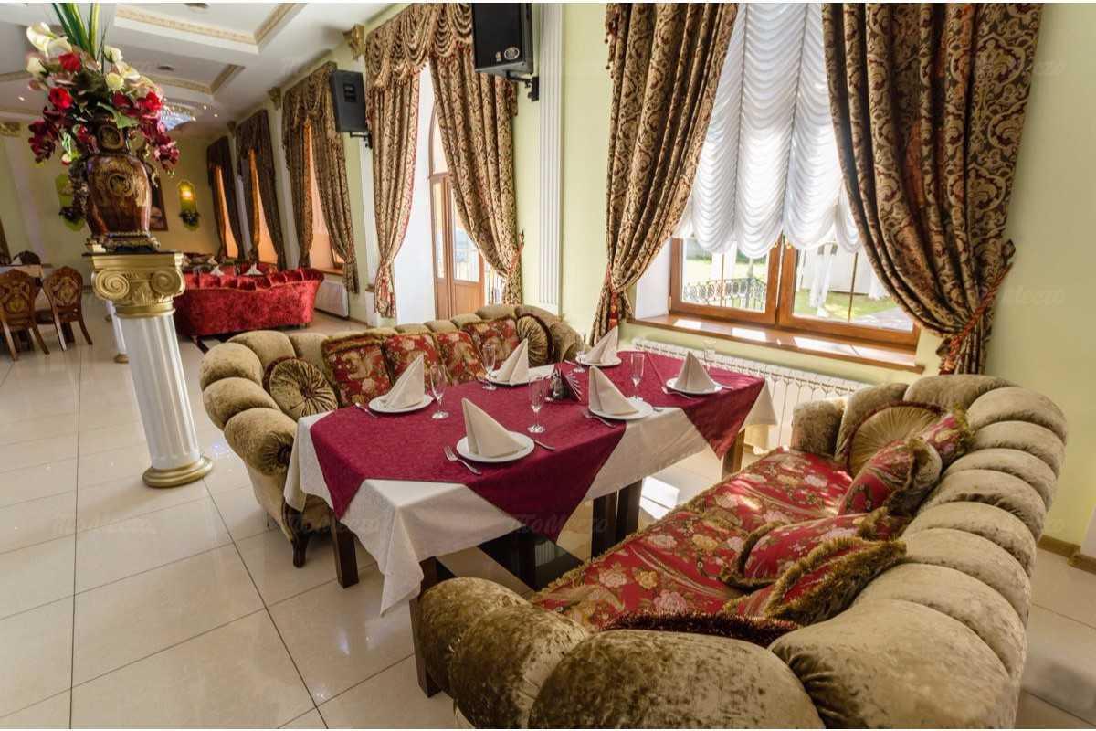Ресторан Империя на улице Борковской фото 4