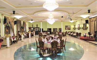 Банкетный зал ресторана Империя на улице Борковской фото 1