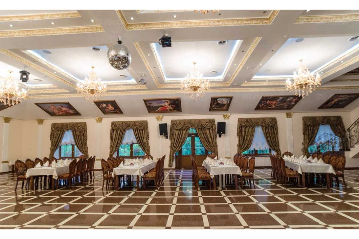 Ресторан Империя на улице Борковской фото 6
