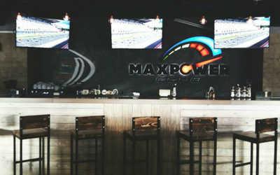 Банкетный зал бара, пивного ресторана MAX POWER СПОРТ БАР на Нижегородской улице