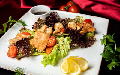 Меню ресторана Баязет на набережной реки Фонтанки фото 29