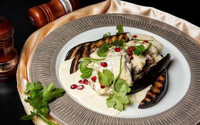 Меню ресторана Баязет на набережной реки Фонтанки фото 6