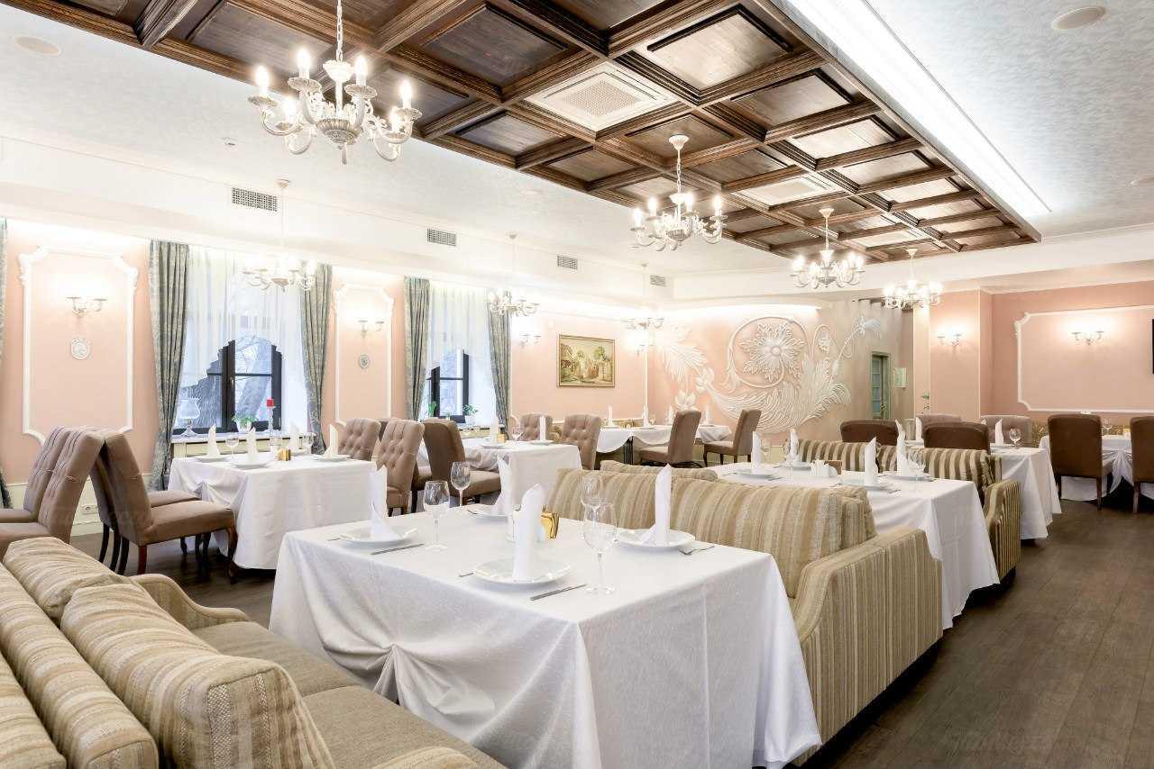 Ресторан Баязет на набережной реки Фонтанки фото 6