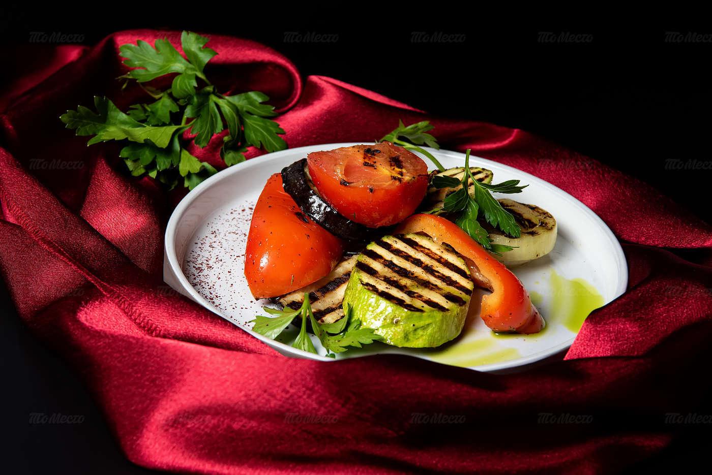 Меню ресторана Баязет на набережной реки Фонтанки фото 31