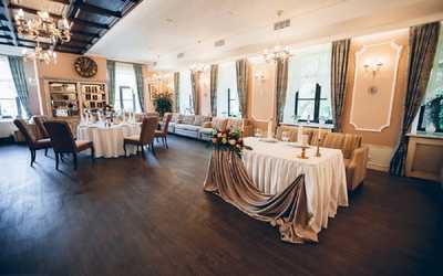 Банкетный зал ресторана Баязет на набережной реки Фонтанки фото 3