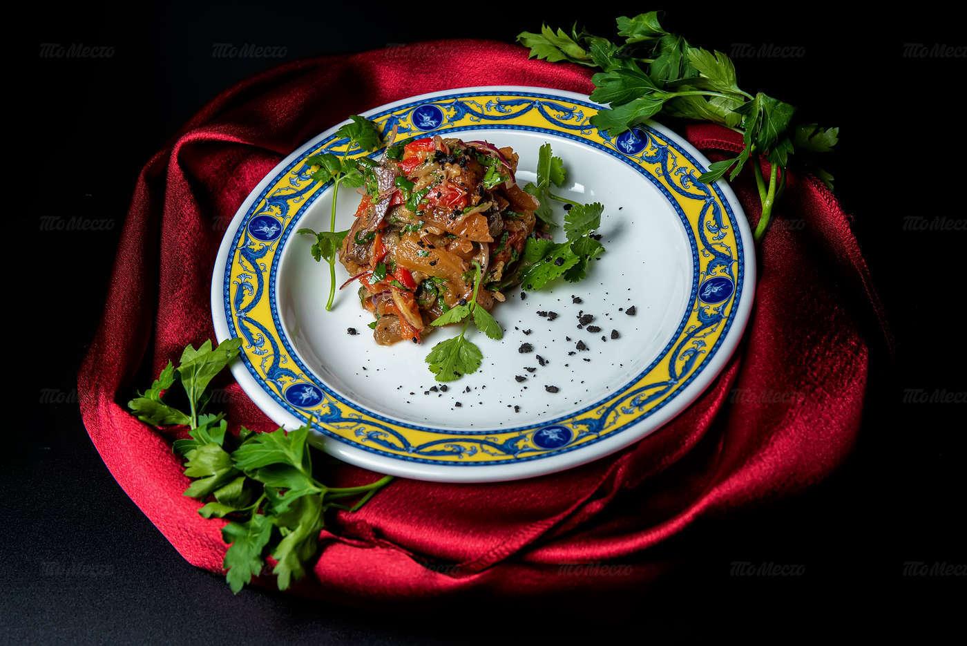 Меню ресторана Баязет на набережной реки Фонтанки фото 44