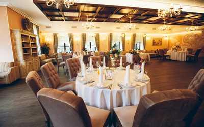 Банкетный зал ресторана Баязет на набережной реки Фонтанки фото 2