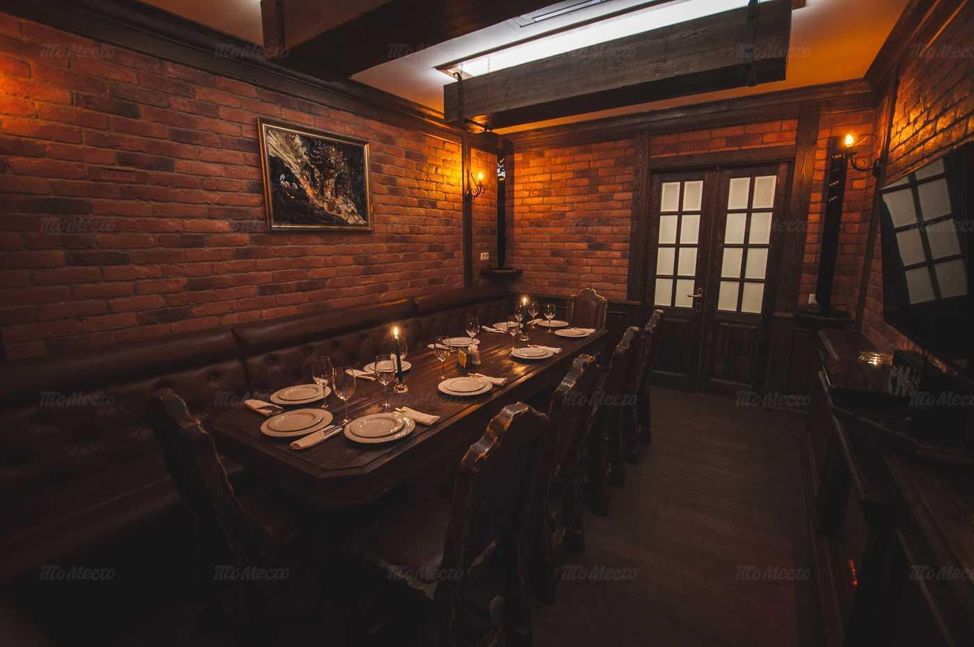 Ресторан Баязет на набережной реки Фонтанки фото 9