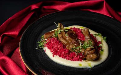 Меню ресторана Баязет на набережной реки Фонтанки фото 7