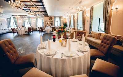 Банкетный зал ресторана Баязет на набережной реки Фонтанки фото 1