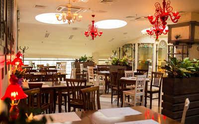 Банкетный зал ресторана Ла Кулла (La Culla) на Афонской улице фото 3