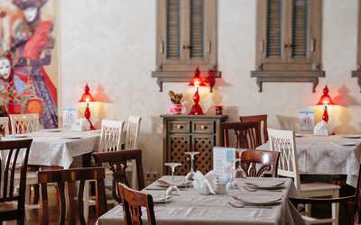 Банкетный зал ресторана La Culla на Афонской улице