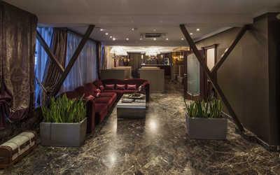 Банкетный зал ресторана Буржуа на Южной дороге фото 2