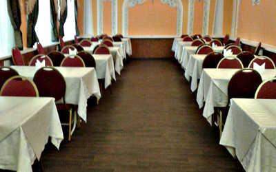 Банкетный зал кафе Волжанка на улице Комсомольской фото 2