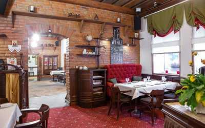Банкетный зал ресторана Александр на Харьковской улице фото 3